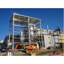 the popular machine for cassave powder high pressure spray dryer
