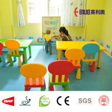 Child indoor playgroud flooring