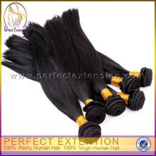 220 Gramm doppeltes gezeichnetes Remy-Haar billig 100% Menschenhaar-Klipp in der Haar-Erweiterung