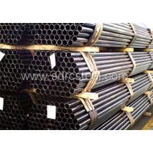 Черная сварная круглая стальная труба Q235