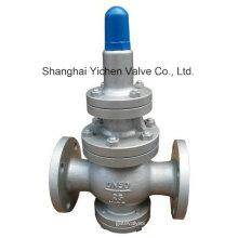 Druckreduzierventil für Dampfflansch (YCY43)