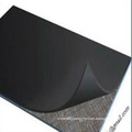 Oil Resistant NBR Nitrile Butadiene Rubber Sheet with Insertion