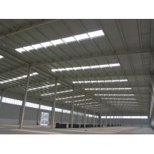 China Prefabricated Steel Sturcture Space Frame Warehouse