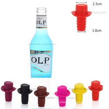 Food Grade Bottle Silicone Rubber Stoppers and Plugs