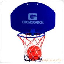 Chirdren Mini tablero de baloncesto plástico para regalos promocionales (OS48010)