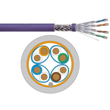 Cat6A SFTP-Lan-Kabel