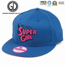 Fat Puff 3D Embroidery High Quality Baseball Sports Hat Snapback Cap