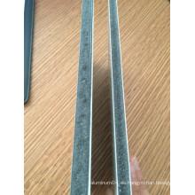 Panel compuesto de aluminio de 8 mm Todo panel de espesor