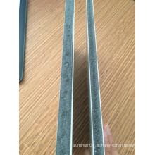 Painel composto de alumínio de 8 mm todo o painel de espessura