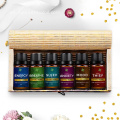 10 ml de Blends Breathe Sleep Energy oil