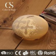 Модно экономить энергию декоративным булыжником настольная лампа