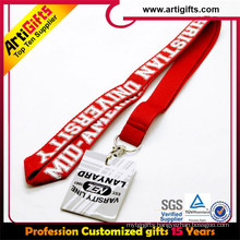 Sports competition cheap lanyard clamps