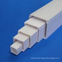 PVC Fire Retardant PVC Trunking 50X100 PVC Cable Trunking