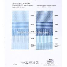 Anniversary use new products 2016 innovative 100% cotton shirts fabric