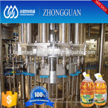 Vegetable oil automatic filling capping machine                                                                         Quality Choice