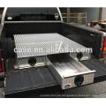 Single-Deckel Aluminium-Brust-Tool-Box