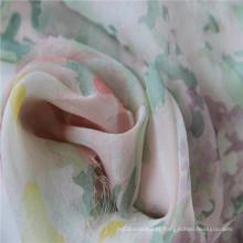 Tecidos de seda chiffon para impressão digital