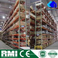 Selective Steel Storage Warehouse Pallet Rack