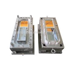 Tecnología sofisticada modificada para requisitos particulares Rectangular molde de la caja de almuerzo moldes contenedores de alimentos molde