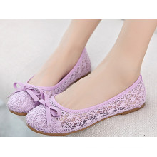 Simple & Light PVC Lady Causual Shoes