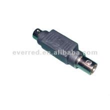 Mini Din to BNC Adaptor(ERC341)