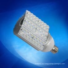 48w CE RoHs lámpara de calle productos de iluminación led luces de calle doble