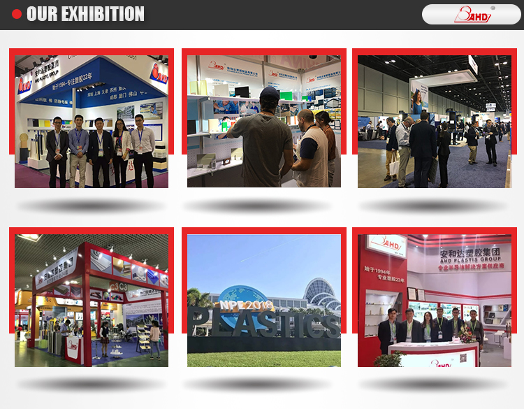 Hdpe Sheet Of Exhibition