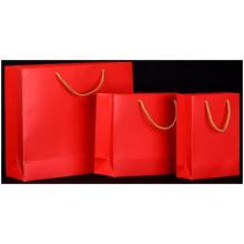 Kundenspezifische Joyful Paper Geschenktüte, mittelgroße Kleidungsstück Papiertüte