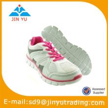 Zapatos superiores del deporte de las mujeres de la fabricación de la marca de fábrica de China
