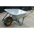 Heavy Load Strong 85L Wheelbarrow Trolley Wb6414t