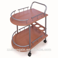 Restaurant Metal Trolley for Dish