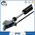 Table Height adjustment locking gas spring strut with spanner