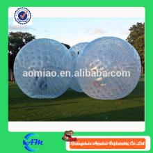 Bola inflable de la tierra de la seguridad del color diferente para el juego al aire libre