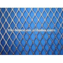 Hoja de metal expandida / hoja de metal ampliada resistente / malla expandida de aluminio