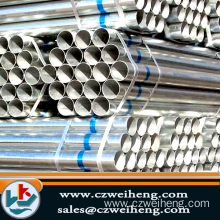 Erw Steel pipes ASTM A53 Gr.B