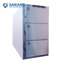 SKB-7A003 Medical Mortuary Body Refrigerator For Hospital Use