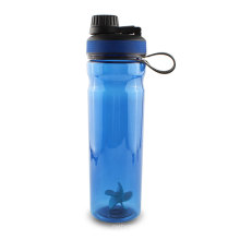 1000ML ECO Friendly BPA Free Plastic Drink Bottle For Outdoors With Handle