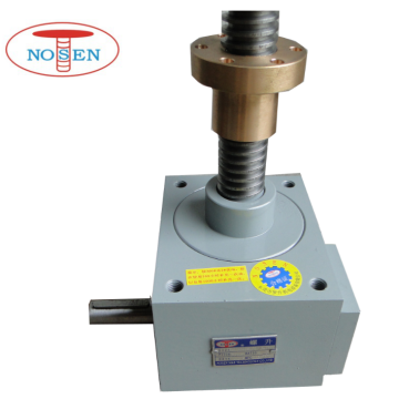 200KN Heavy duty screw jacks with bronze nut