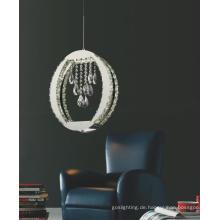 Neue Entwurfs-moderne Edelstahl-Kristall-LED-Lampe (MP39003-13)