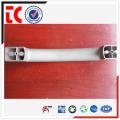 Plated custom made aluminum door handle die casting