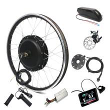 Best sell 48v1000w  dc hub motor for ebike with torque sensor 26 electric  dirty bike DIY conversion