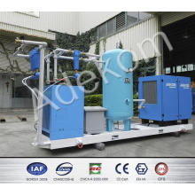 Rotary Screw Skid-Mounted Air Compressor (KC37-DR-8)
