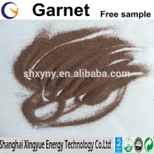 Garnet sand/ garnet abrasive with low price for waterjet cutting and sandblasting
