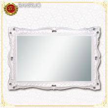 Cadre intérieur miroir intérieur style blanc européen Banruo