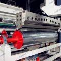 Machine monocouche de film de lldpe de fonte de 1000mm