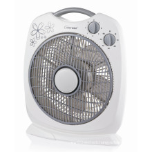 2015 New Wholesale 10 Inch Electric Box Fan with Timer