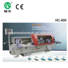 High accuracy the new technology wood working manual edge banding machine with buffing scraping