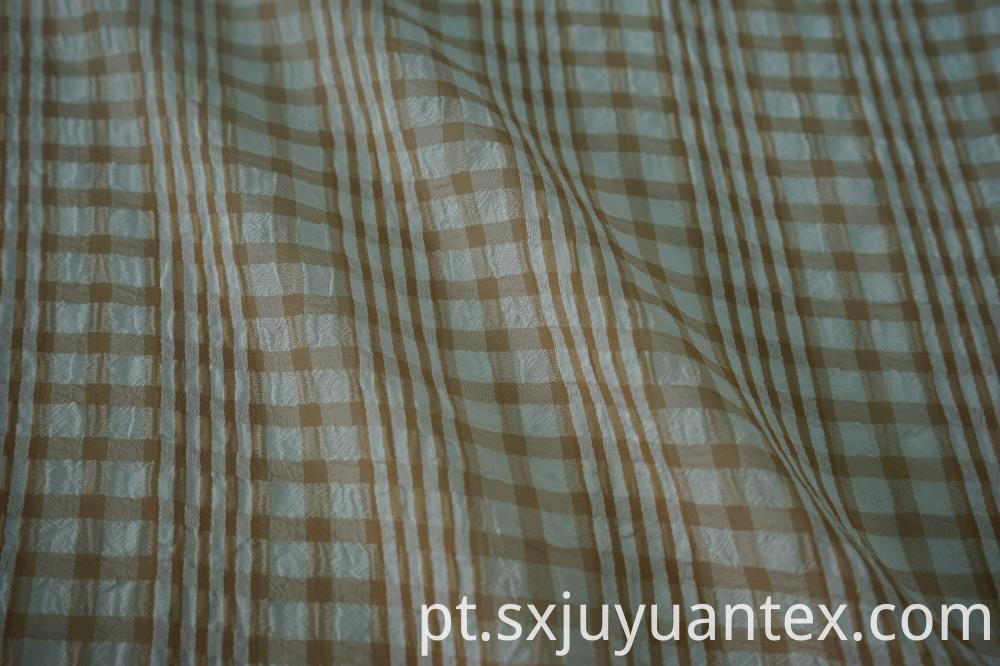 Polyester Multi Color Satin Stripe Fabric