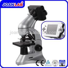 Microscópio eletrônico digital JOANLAB com tela lcd para uso em laboratório
