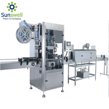 Fully Automatic Shrink Sleeve Labelling Machinery